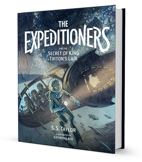 Buy The Expeditioners!